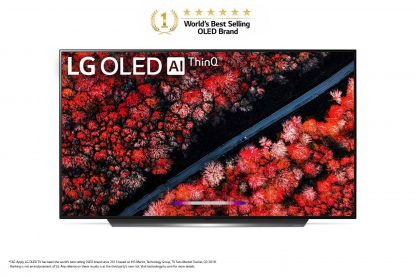 LG OLED55C9PTA